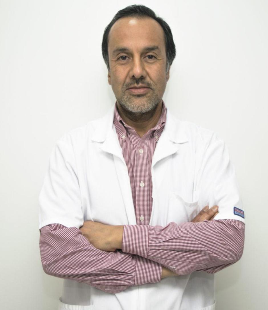 Dr. Omar Jatip Aguilera